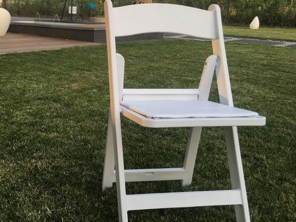 Stuhl für Hochzeit mieten