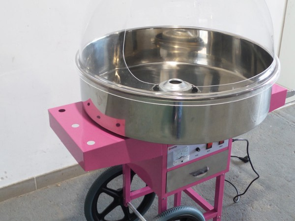 Zuckerwattemaschine mieten berlin