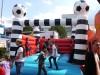 Hüpfburg fußball Vermietung