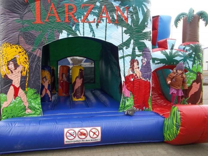 Hopseburg Tarzan