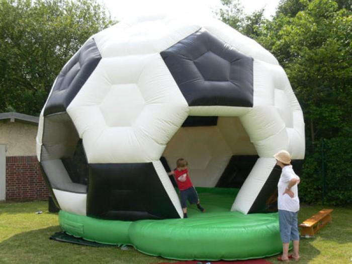 Hüpfburgen Verleih Football