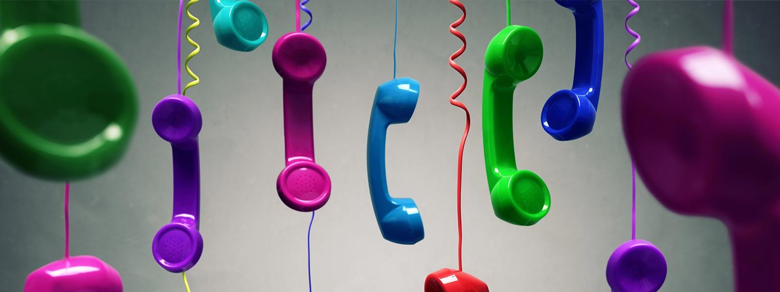 Telefonanfrage Hüpfburg mieten